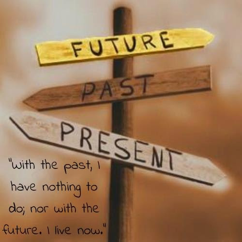Past Present Future Quote Quote Number 558259 Picture Quotes