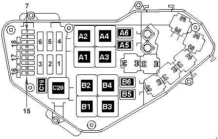 2004 Touareg Fuse Box 2003 Ford Windstar Wiring Diagram Pdf Jimny Waystar Fr