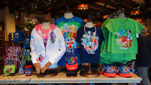 Disneyland Resort, Disney California Adventure, Buena Vista Street, Elias and Company, 2014, Merchandise
