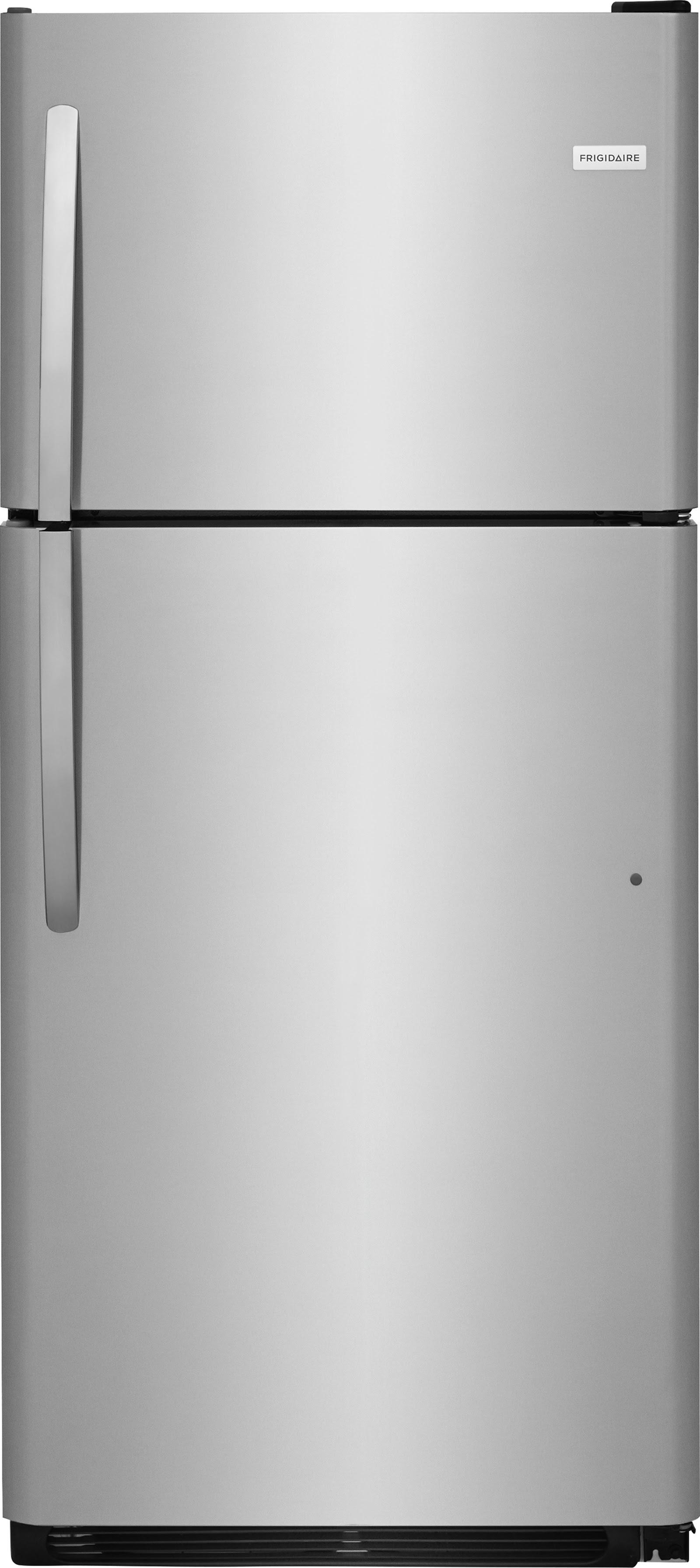 Frigidaire FFTR2021TS 20 4 cu ft Top Freezer Refrigerator