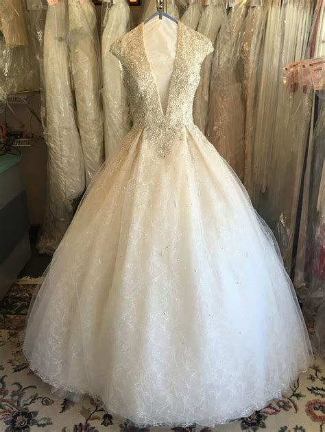 Wedding Gown Cleaning & Preservation in McLean, VA