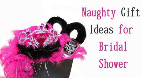 11 Best Naughty Gift Ideas for Bridal Shower in India