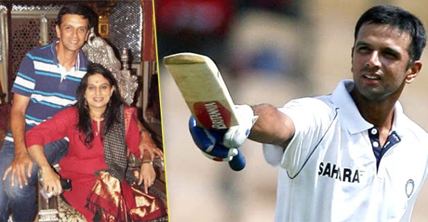 Birthday Special: Rahul Dravid And His Love Story With Dr. Vijeta Is Way Beyond Adorable