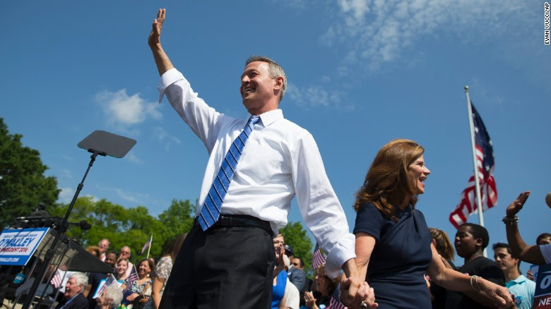"Former Maryland Gov. Martin O'Malley<a href=""http://www.cnn.com/2015/05/30/politics/martin-omalley-2016-presidential-announcement/index.html"" target=""_blank""> launched</a> his presidential campaign May 30 in Baltimore with an appeal to the party's progressive base that he hopes will upend the conventional wisdom that Hillary Clinton is destined to clinch the Democratic nomination.<br /><br />""This is the urgent work calling us forward today: to rebuild the truth of the American Dream for all Americans,"" O'Malley said at his rally. ""And to begin right now."""