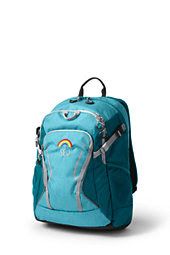 Digital ClassMate Medium Backpack - Solid-Rich Aqua