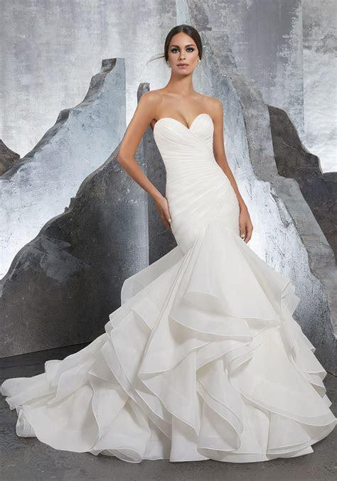 Karina Wedding Dress   Style 5604   Morilee