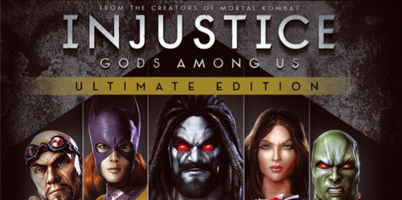 Download Injustice Gods Among Us Highly Compressed For Android