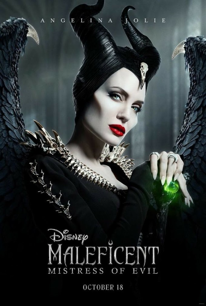 Maleficent: Mistress of Evil  (2019) 480p | 720p | 1080p BluRay Dual Audio (Hindi+English) Full Movie