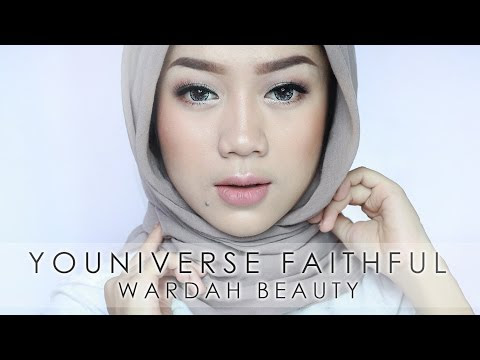 VIDEO : wardah youniverse faithful makeup tutorial | cherylraissa - hai sunshine! makeup challenge alert!!!!!!! [closed] congrats untuk dian ayu yang sudah memenangkan challenge ini  ...