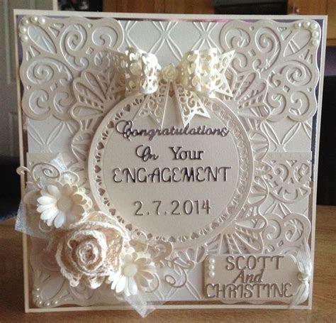 Best 25  Handmade engagement cards ideas on Pinterest