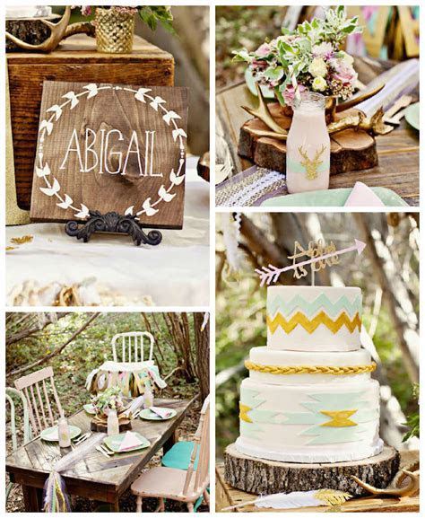 Kara's Party Ideas Dreamy Navajo Themed Birthday Party