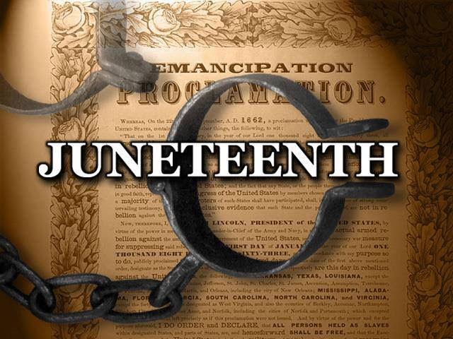 Image result for Juneteenth