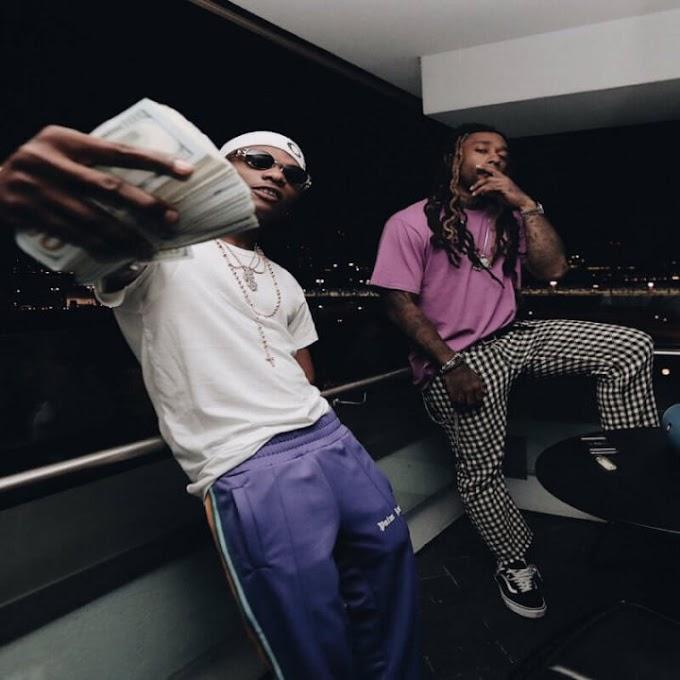 Music: LEAK: Wizkid X Ty Dolla Sign - Ride It 18 Aug, 2019