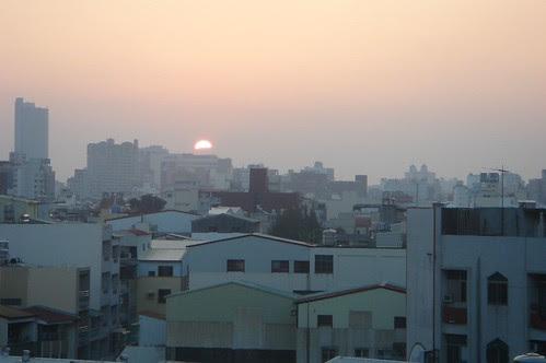 tainan sunrise