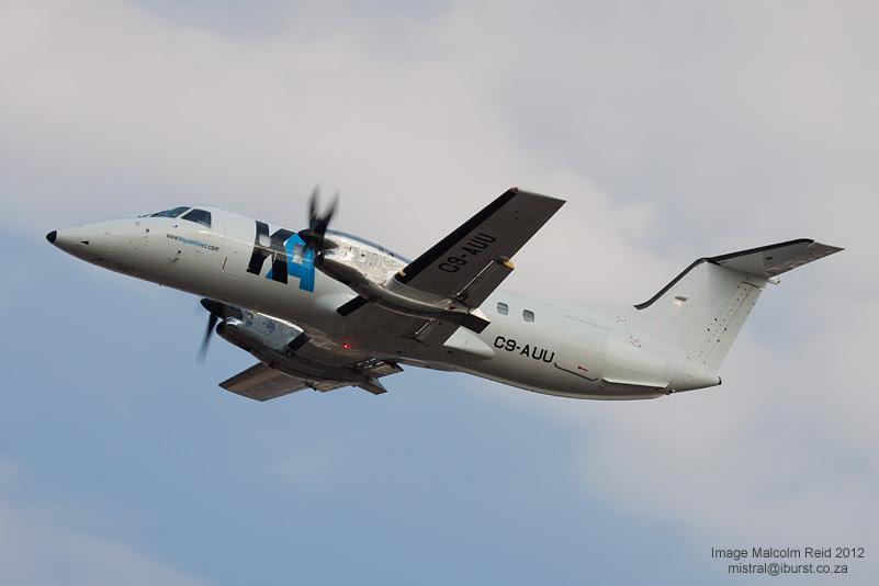 Kaya Airlines Embraer 120