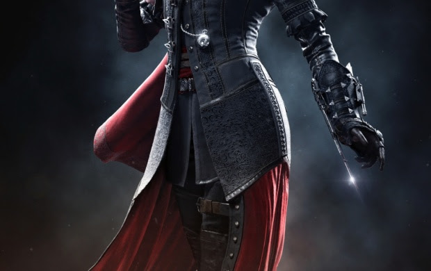 Evie Frye Black Assassins Creed Syndicate Wallpapers