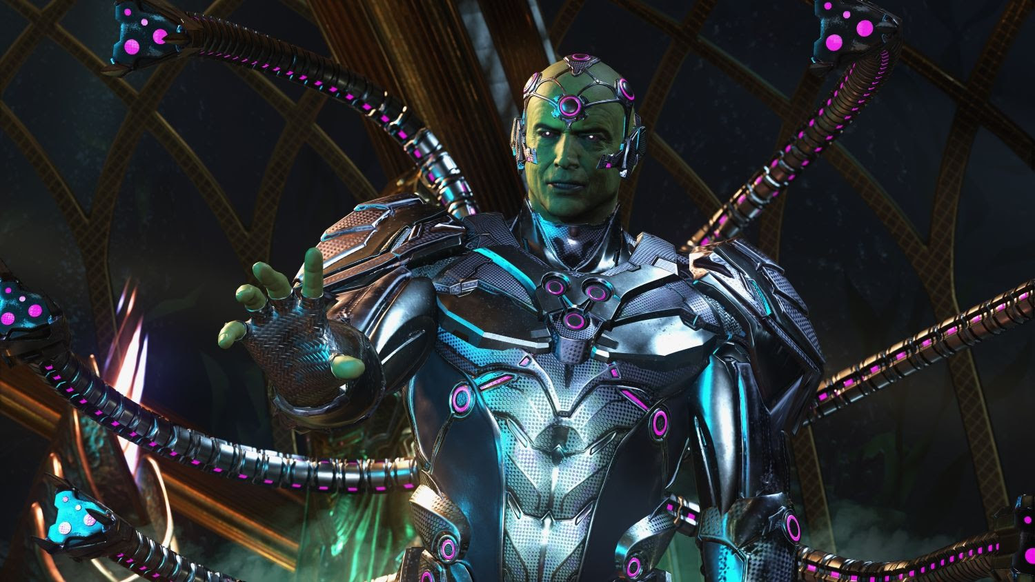 Take down Brainiac in Injustice 2 tomorrow screenshot