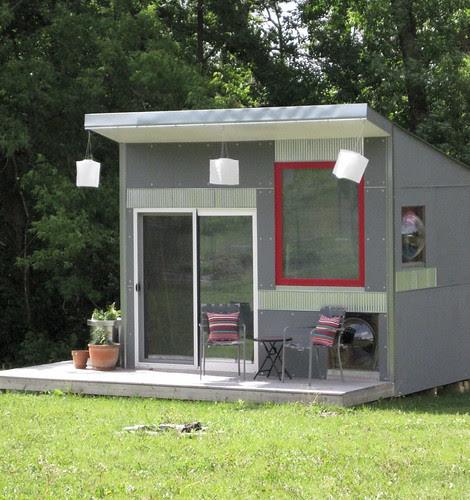 shed furnished