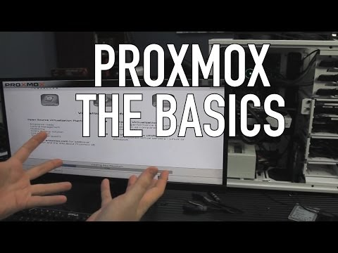 Esoteric Tek: How To Create A NAS Using ZFS and Proxmox