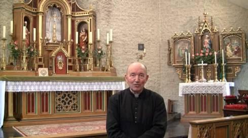Le curé Paul Schoonbroodt