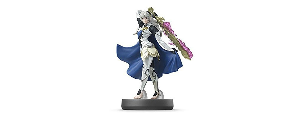 Amazon's exclusive Corrin amiibo is up right now screenshot