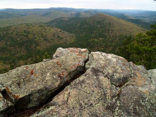 View from Flatside Pinnacle