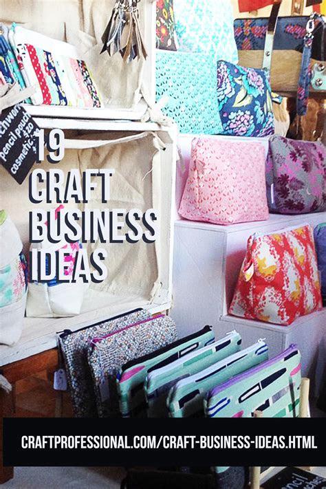 craft business ideas craft business crafts