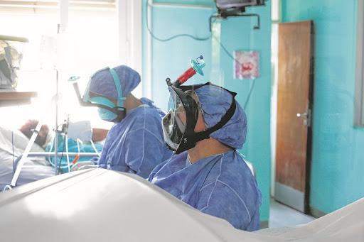 Se duplicaron los casos semanales en Roca y hay pocas camas libres de terapia