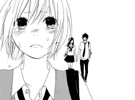 anime girl sad  tumblr  town