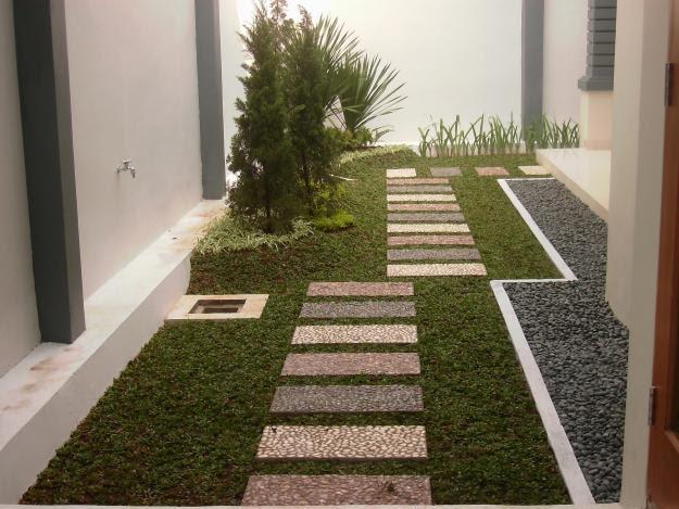 73 Desain Taman Belakang Rumah Di Lahan Sempit Terbaru