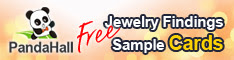 Free Jewelry Findings Sample Cards, 3pcs/set @PandaHall