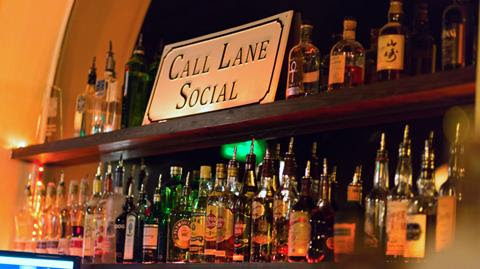 Calle Lane Social
