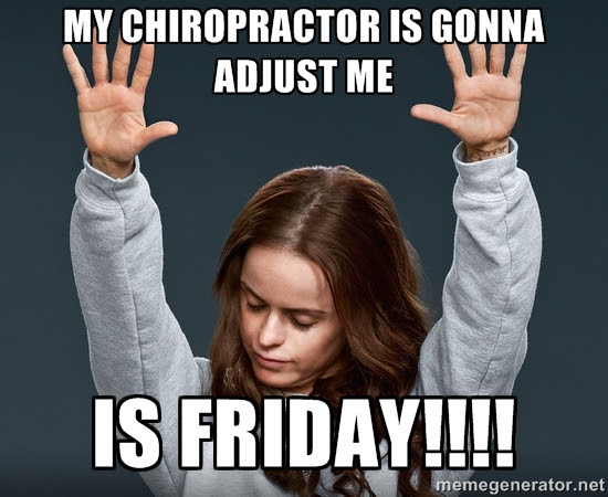 Image result for chiro memes