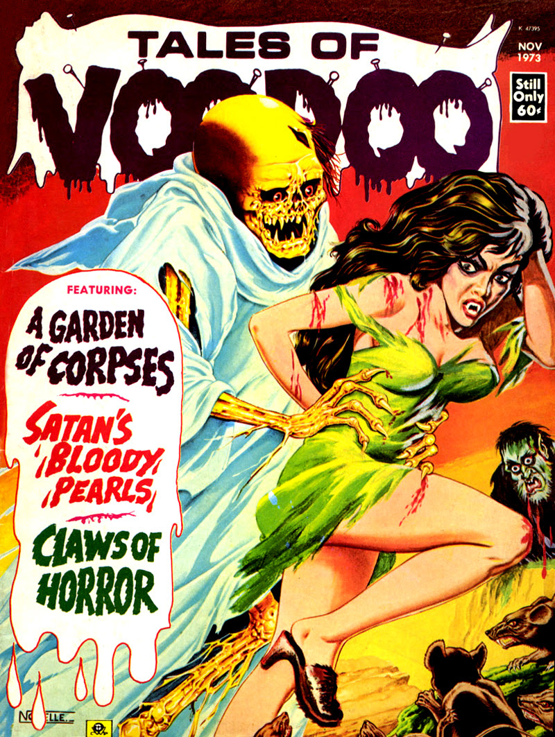 Tales of Voodoo Vol. 6 #6 (Eerie Publications 1973)