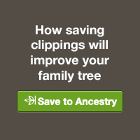 How to Save to your Ancestry Tree?