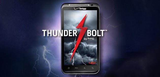 htc thunderbolt أسوأ عشرة هواتف أندرويد على الإطلاق   جـ1