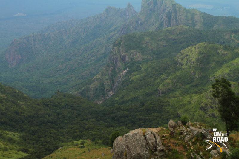 Start of the trekking trail at Kodanad