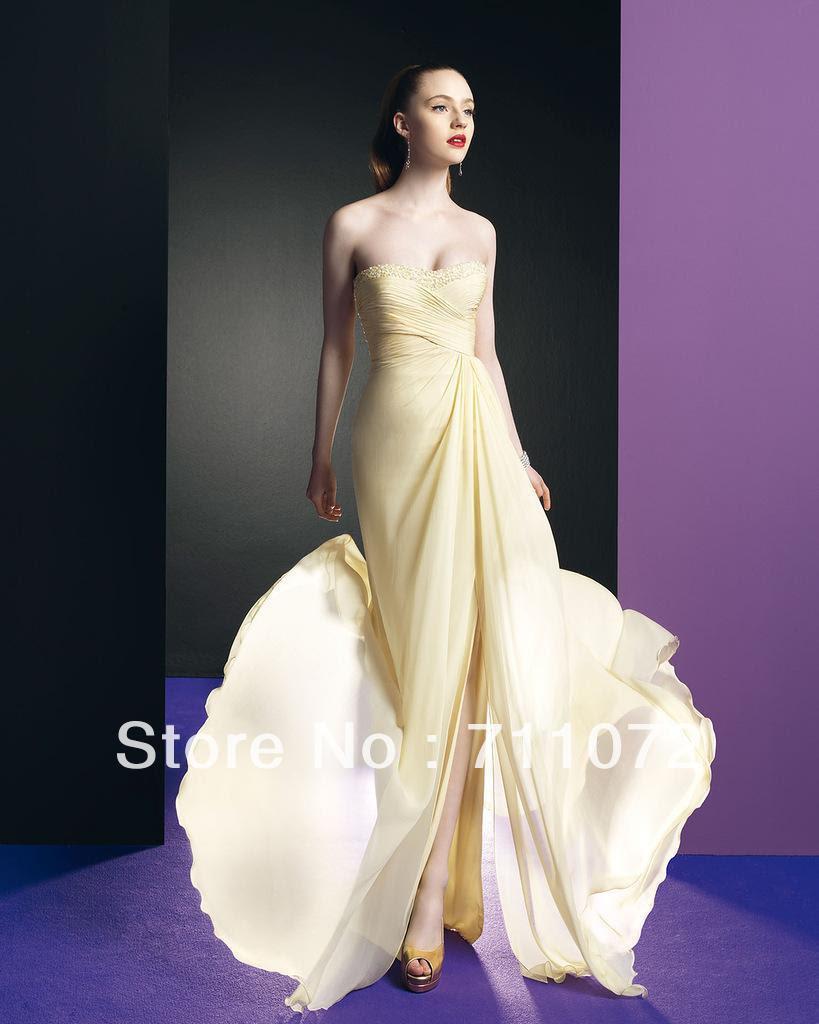 The most elegant evening dresses