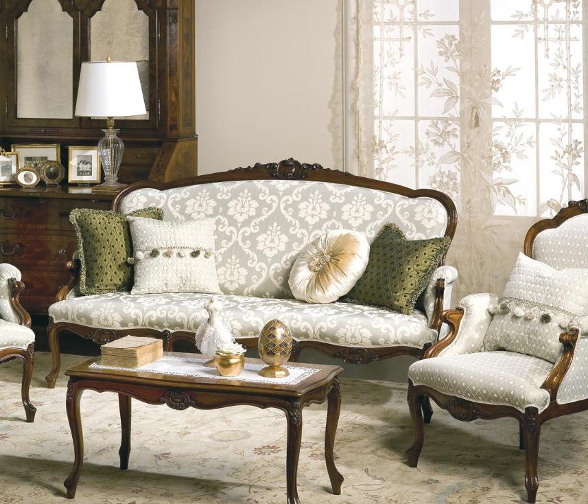 Classic Sofa Chairs - HOME INSPIRATION
