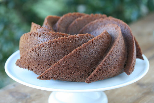 Cinnamon Chocolate Bundt - I Like Big Bundts
