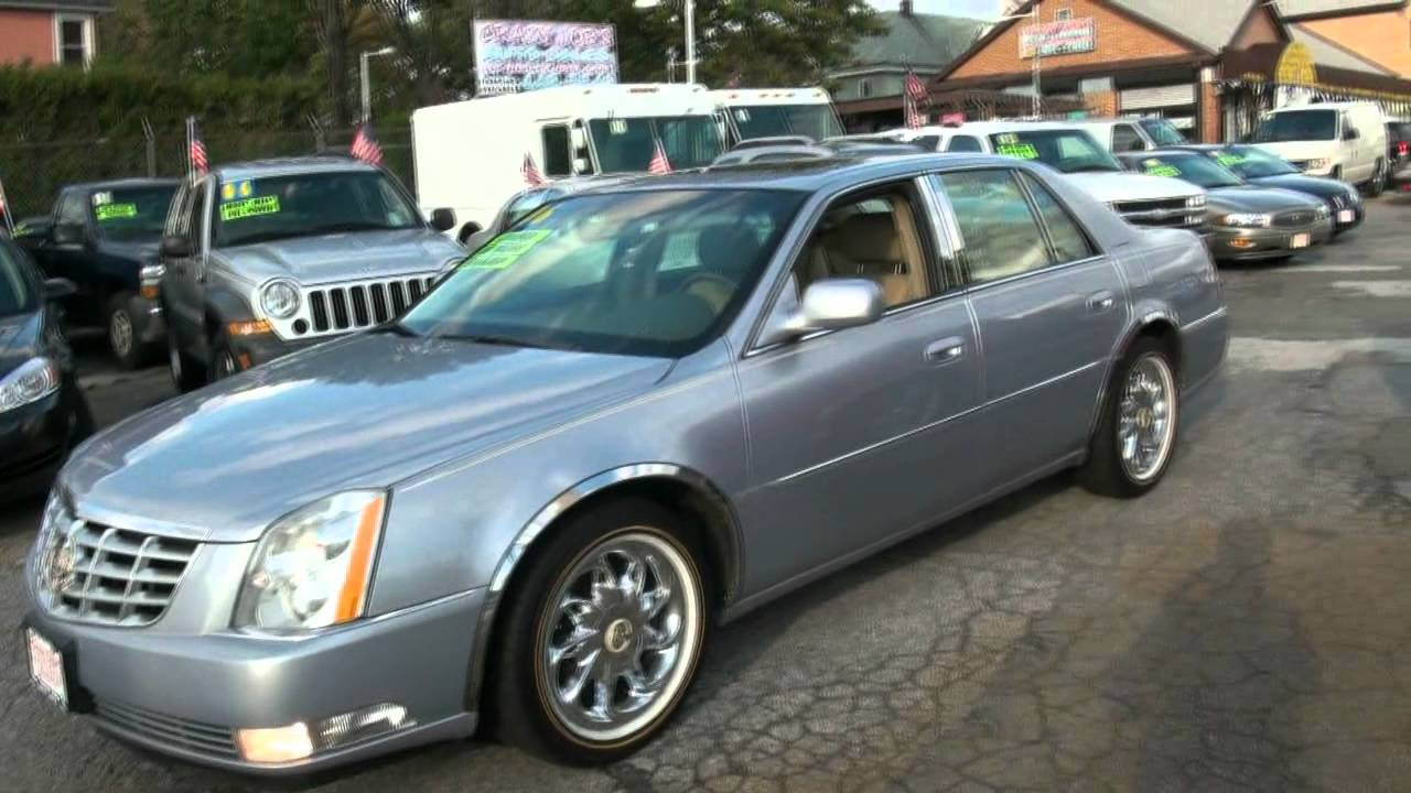 2006 Cadillac DTS Northstar V8 Deville Touring Sedan - YouTube