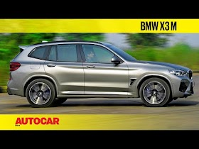 2020 BMW X3 M review - The hyper X3   First Drive   Autocar India