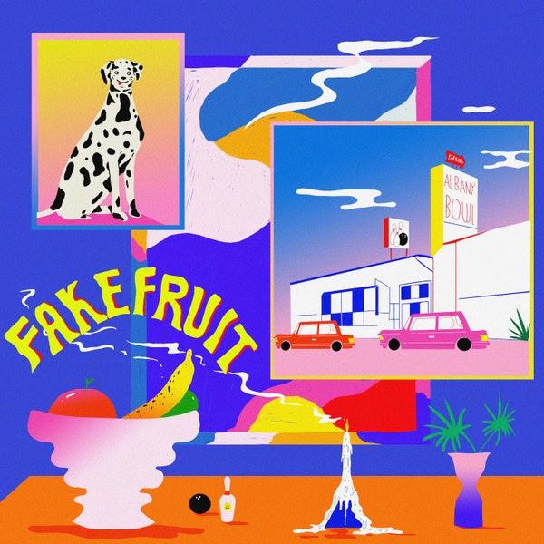 Fake Fruit: Fake Fruit | Review