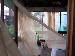 curtain movement