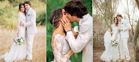 Nikki Reed and Ian Somerhalder   Wedding Cakes   Celebrity