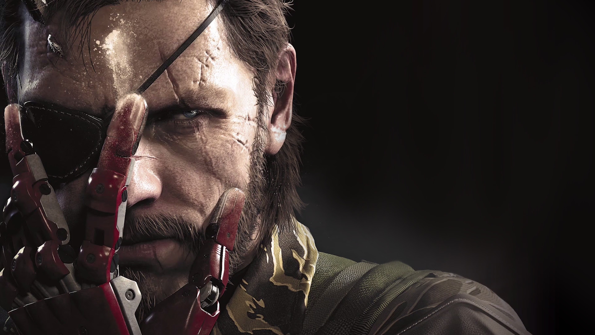 Mgs5 Phantom Pain Wallpapers 91 Images