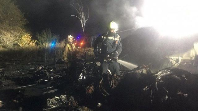 Τραγωδία στην Ουκρανία : Βλάβη στον κινητήρα ανέφερε ο πιλότος πριν τη συντριβή