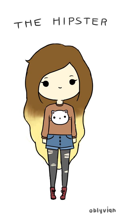 Tumblr Tipos De Chicas En Tumblr Mafer Martínez