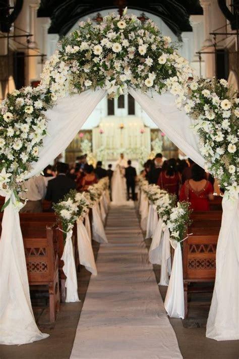 flowers bouquets aisle decor for church wedding, flowers