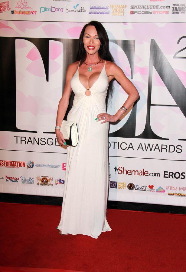 Mia Isabella at the Transgender Erotica Awards held at Avalon in Hollywood